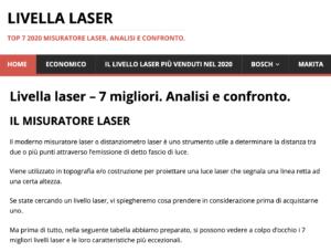 Livella laser